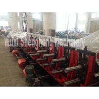 Quality Post - cutting gutter roll forming machine with 12 - 16 m / min working speed wholesale