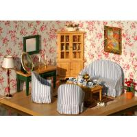 Quality 1:12 scale dollhouse miniature ,dollhouse furniture old style living room (JJ020) wholesale