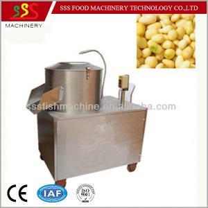 Automatic garlic dry peeling machine garlic peeler