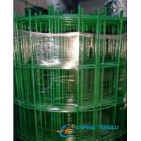 Quality PVC Coated Welded Wire Mesh With Big Holes Widedly Used in Fence Panels wholesale