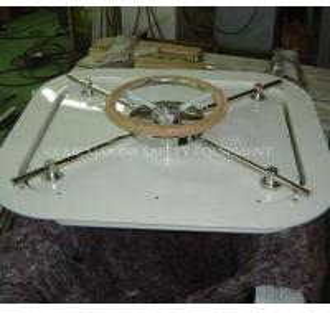 China level type/wheel type marine hatch cover on sale