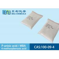 Quality ISO Certificate Cosmetic Raw Materials Pharma Phific MBA.99C.4 wholesale