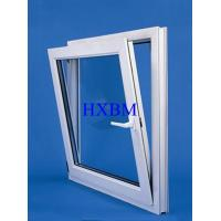 Quality European Style UPVC Windows And Doors Acoustic Insulation Long Lifespan wholesale