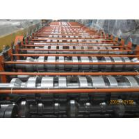 Quality CE Customized Two Profile Panel Double Layer Roll Forming Machine for US Customer wholesale