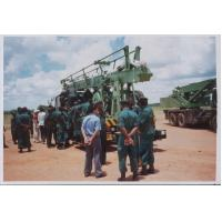 Quality Truck-mounted Waterwell Drilling Rig SIN250 With Dual Hydraulic Cylinder wholesale