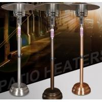 Quality Remote Control Round Natural Gas Patio Heater 80~120 Square Meters Heating Area wholesale