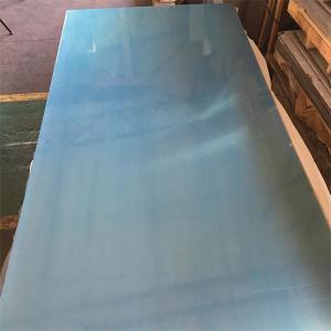 Quality 4x8 Feet Aluminum Vessels 5754 Grade Sheet / Plate Type Custom Thickness wholesale