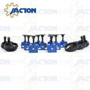 Buy cheap JWB Series worm electric Screw Jacks SWL WSH worm gear machine screw jack lift from wholesalers