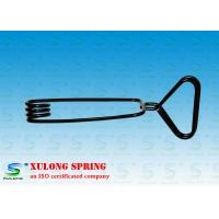 Quality Machinery 4MM Shaped Torsion Springs High Carbon Steel ROHS TS 16949 Certification wholesale