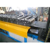 Buy cheap Metal Vineyard Post Steel Door Frame Making Machines12kw 15-20M/Min Hydraulic Cut from wholesalers