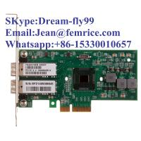 China 10002EF PCIe Gigabit Lan card within Intel82576EB Chipset controllers used in every server on sale