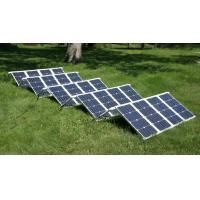 Quality Waterproof Anti reflective Coating building solar panels with CE , CSI  , CCC wholesale