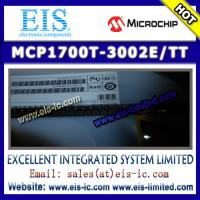 MCP1700T-3002E/TT - MICROCHIP - Low Quiescent Current LDO - Email: sales009@eis-ic.com