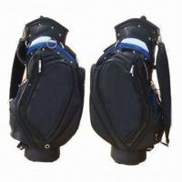 China New Classic Golf Bags, Made of PU Leather Material, Sized 9.5 x 34-inch on sale