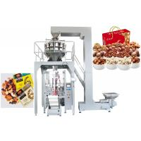 Quality High Efficiency Food Packing Machine For Jelly Drop Back Central Seal Of 1kg , 2kg Bags wholesale