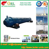 Quality Silver oil fired boiler mud drum SGS certification manufacturer wholesale
