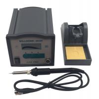 Quality Mobile Digital Soldering Iron Station , Lead Free Soldering Station Energy Saving wholesale