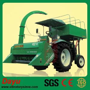Quality 4qz-8 Ensiling Fodder Combine Harvester wholesale