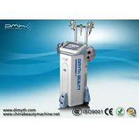 Quality Skin Tightening Ultrasound Cavitation Slimming Machine Vacuum Bipolar RF wholesale