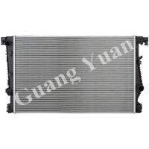 Quality 68197299AC Water Cooling Car Radiator , Jeep Cherokee Radiator68229284AA DPI 13401 wholesale