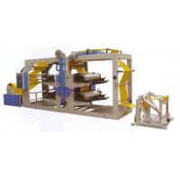 Quality Accurate Flexographic Printing Press Machine 6 Colors For Woven PP Bags wholesale