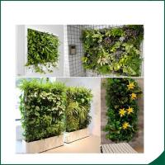Quality 56 Pocket Planter Bag Garden Hanging Vertical Planter Bag Indoor Outdoor Herb Pot Decor wholesale