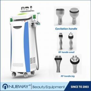 Quality 2016 hot sale  5 kryo handles  Vacuum Cavitation fat freezing cryolipolysis slimmming beauty machine wholesale