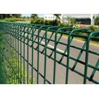 Buy cheap Security Anti Climb Galvanised Roll Top Fencing With Long Service Time from wholesalers