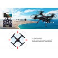 Cheap X5SW WIFI FPV Real-Time RC Drone 2.4G 4CH Headless RC Quadcopter Camcorder W/ HD for sale