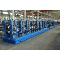 Metal Roll Forming Machines , Pipe Welding Machine For Gas Transportation