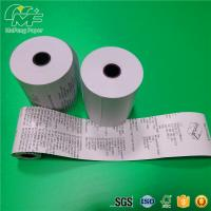 Premium 55gsm Thermal Printer Paper Roll  3 1/8