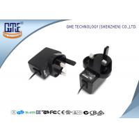 Cheap Direct Plug in Level VI RequesType AC / DC Adapters with GS CB , Approval  in UK for sale