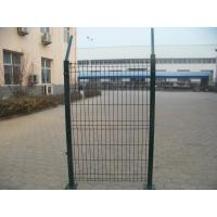 Quality PVC Coated Powder Coated 3D Welded Wire Mesh Panel for Fencing wholesale