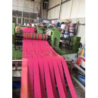 Quality PPGI Strip Prepainted Steel Coil Slitting Color Coated Galvalume Steel Coil wholesale