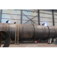 Quality Steaming AAC Double Door Autoclave , AAC Block Aerated Concrete wholesale