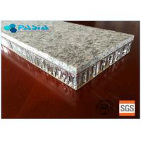 Buy cheap Durable Granite Stone Honeycomb Core Panel With Polished Surface Treated from wholesalers