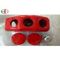 Quality ZL114A Aluminum Casting Alloys Alu Material High Precision EB9147 Red Color wholesale