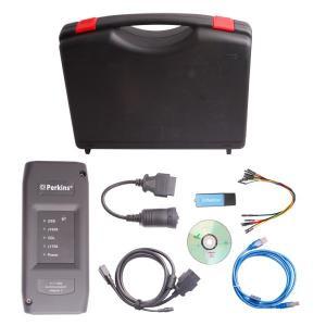 Quality Perkins EST Interface 2011B Automotive Diagnostic Scanner Without Bluetooth wholesale