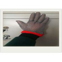 Quality Five Fingers Stainless Steel Gloves With Cut Resistant For Cooking wholesale