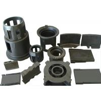 Quality Wearable Casting Spare Sand Blaster Parts / Sandblasting Small Parts wholesale