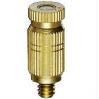 China Brass Body 0.30mm 0.40mm Fog Nozzles / Misting Fogging Nozzle BB3010S, BB4010S on sale