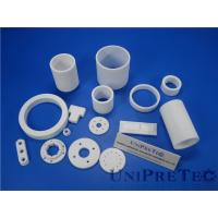 Quality Technical Advanced Industrial 95 Alumina Ceramic Insulation Components wholesale