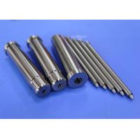 Quality Carbide Tungsten Steel Round Bar / Tungsten Carbide Bar Cemented wholesale