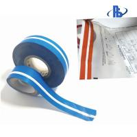 Quality Single Sided Adhesive Security Seal Tape , Water Resistant Tamper Evident Seal Tape wholesale