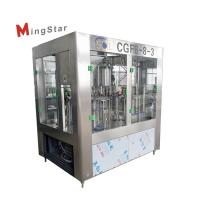 Quality Rotary Type Customized Plastic Bottle Filling Machine Plc Automatic Control Fully wholesale