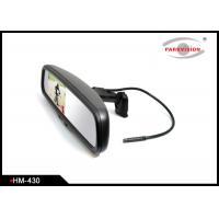 Quality 115 Degree Horizontal Angle Car Rearview Mirror Monitor With Dome Reading Lights wholesale