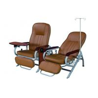 Quality Manual Hospital Furniture Chairs Transfusion Chair With Rotating Table wholesale