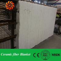 Quality working temp 1100 degree light weight heat resistant materials kaowool blanket wholesale