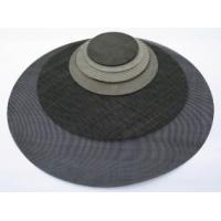 Quality Black Wire Cloth 10-80mesh With Features of Uniform meshes; Smooth surface wholesale