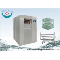Quality Pre Vacuum And Post Vacuum Double Door Laboratory Autoclave For Life Science wholesale